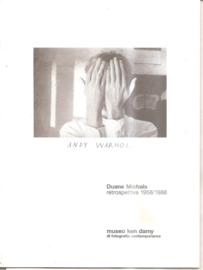 Michals, Duane: retrospettiva 1958/1988