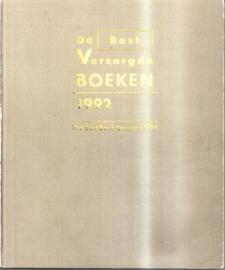 Best Verzorgde boeken, de 1992