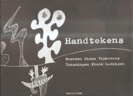 Vinkenoog, Simon: Handtekens (gesigneerd)