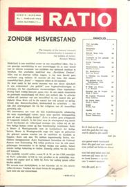 Ratio no. 1; februari 1964