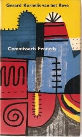 """Reve, Gerard Konelis van het: """"Commissaris Fennedy""""."""
