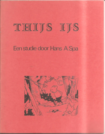 Thijs IJs (een studie door Hans A. Spa)