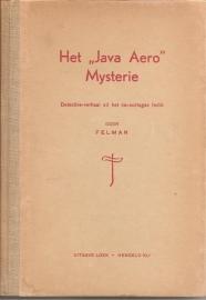 "Felman: ""Het 'Java Aero' Mysterie""."