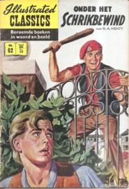 Illustrated Classics no. 062: Onder het schrikbewind