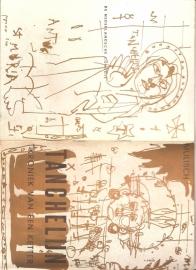 Mulisch: Tanchelijn (brochure toneelstuk).