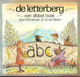 """Verroen, Dolf & Weerd, Ivo de: """"De letterberg"""""""
