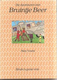 Bruintje Beer: Bruin's grote reis.