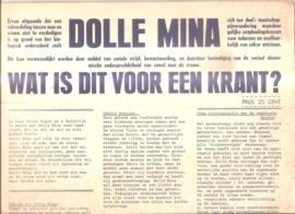 Dolle Mina Wat Is Dit Voor Een Krant?