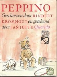 "Kromhout, Rindert: ""Peppino"". (Met opdrachtje en gesigneerd)"