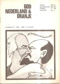God Nederland en Oranje nummer 9