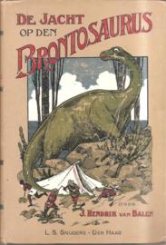 Balen, J. Hendrik van: De Jacht op den Dinosaurus