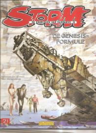 Storm: De Genesis-formule (hardcover)