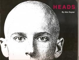 """Kayser, Alex: """"Heads""""."""