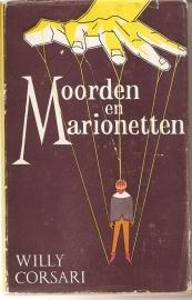 """Corsari, Willy: """"Moorden en marionetten""""."""