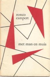 """Campert, Remco: """"Met man en muis""""."""