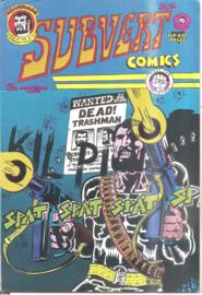 Subvert Comics no. 2