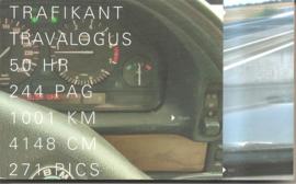 Boom, Erik van den (e.a.): Trafikant Travalogus