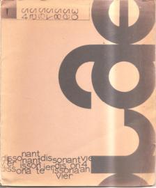 Dissonant ; nrs. 3 en 4