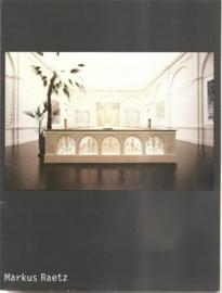 Catalogus Stedelijk Museum 654 b: Markus Raetz