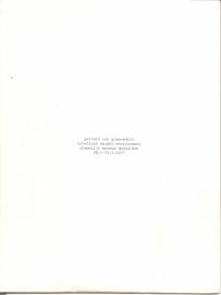 Catalogus Stedelijk Museum 613: Gerhard von Graevenitz Kinetisch objekt-environment