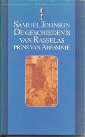 """Johnson, Samuel: """"De geschiedenis van Rasselas Prins van Abessinië"""""""