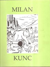 Kunc, Milan: Pastels and drawings