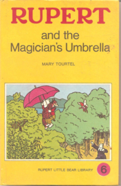 Tourtel, Mary: Rupert and the Magician's Umbrella