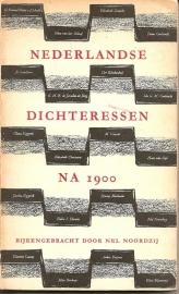 """Noordzij, Nel (samenstelling): """"Nederlandse dichteressen na 1900""""."""