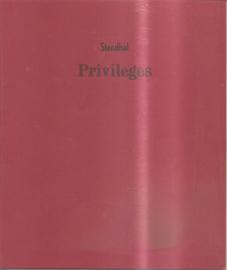 Stendhal: Privileges