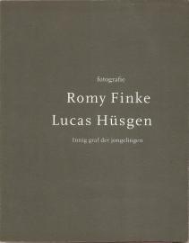 """Finke, Romy: """"Innig graf der jongelingen""""."""