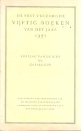 Best Verzorgde Boeken, de 1951