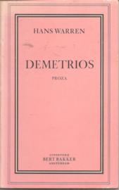 Warren, Hans: Demetrios