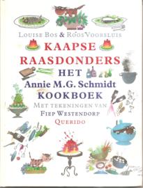 Bos, Louise en Voorsluis, Roos: Kaapse Raasdonders