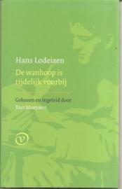 Lodeizen, Hans: De wanhoop is tijdelijk voorbij