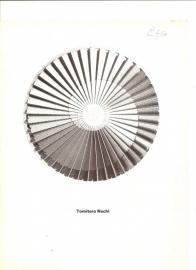 Catalogus Stedelijk Museum 555: Tomitaro Nachi.