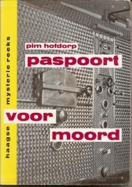 """Hofdorp, Pim: """"Paspoort voor Moord""""."""