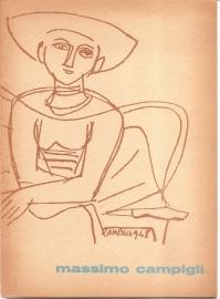 Catalogus Stedelijk Museum 130: Massimo Campigli.