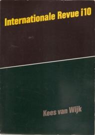 """Wijk, Kees van: """"Internationale i10""""."""