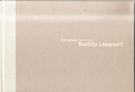 """Lauwaert, Beatrijs: """"Gedragingen"""""""