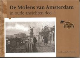 """Hoek Ostende, mr. J.h. van den: """"De Molens van amsterdam deel 1""""."""