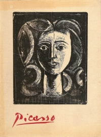 "Picasso: ""72 lithographieen""."