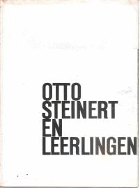 Catalogus Stedelijk Museum 218: Otto Steinert en zijn leerlingen