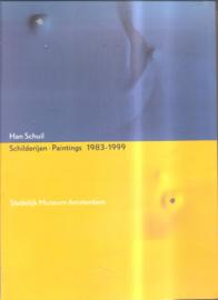 Catalogus Stedelijk Museum 838: Han Schuil