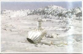 Panamarenko: uitgaafje bij de tentoonstelling Spitsbergen Nova Zembla