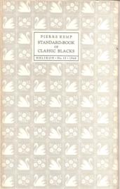 Kemp, Pierre: Standard-book of classi blacks