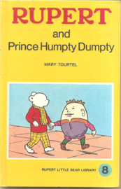 Tourtel, Mary: Rupert and Prince Humpty Dumpty