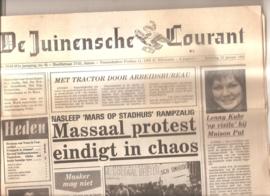 Juinensche Courant 22 januari 1983