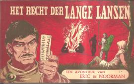 Eric de Noorman, deel 50: Het recht der lange lansen