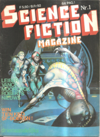 Science Fiction Magazine nrs. 1 en 2