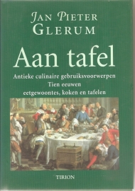 "Glerum, Jan Pieter: ""Aan Tafel""."